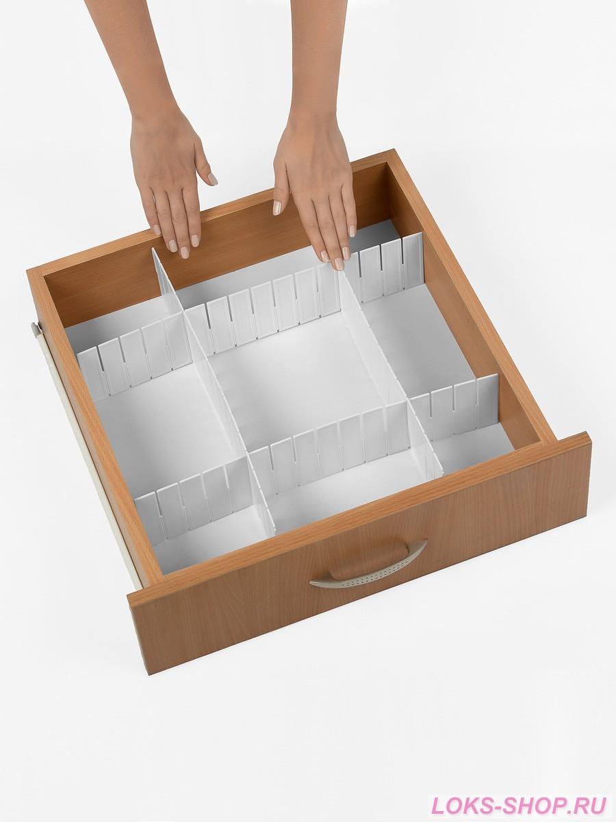 Разделители в ящики для хранения своими руками 23